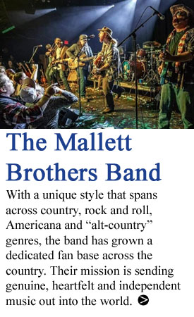 The Mallett Brothers Band